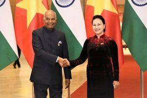 Quan hệ Việt Nam - Ấn Độ sẽ ngày càng đi vào chiều sâu