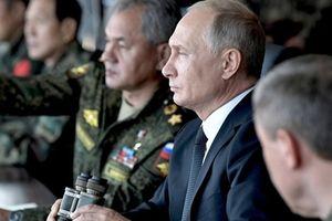 Tổng thống Putin dọa có biện pháp mạnh nếu Mỹ rút khỏi INF