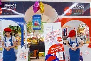 Tuần lễ Pháp trở lại các siêu thị Việt Nam