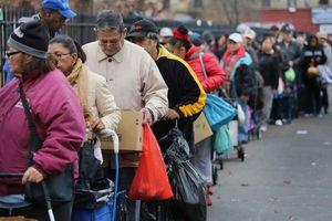 Người nghèo và vô gia cư ở Mỹ sống như thế nào?