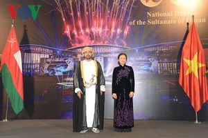 Quan hệ Việt Nam-Oman tiếp tục phát triển vào chiều sâu