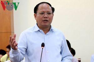 Ông Tất Thành Cang xin vắng mặt buổi tiếp xúc cử tri