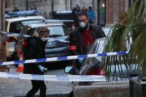 Cảnh sát Bỉ bị đâm dao ngay giữa thủ đô Brussels
