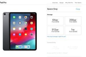 Cách khắc phục việc tính phí đắt cho bộ nhớ tích hợp của Apple
