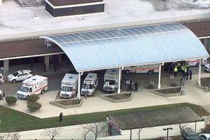 Xả súng vào bệnh viện ở Mỹ: 3 người chết, gồm một sỹ quan cảnh sát