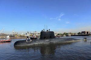 Những hình ảnh của tàu ngầm Argentina được tìm thấy sau 1 năm mất tích