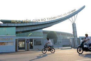 Nghi vấn sai phạm trong gói thầu ở Học viện Cán bộ, Thanh tra TP.HCM đề nghị làm rõ