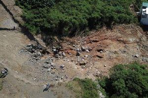 Mưa lũ lịch sử, sạt lở đất ở Nha Trang: Đình chỉ thi công khu dân cư cao cấp