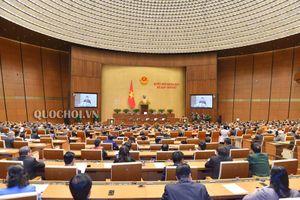 Bế mạc kỳ họp thứ sáu, Quốc hội khóa XIV: Tạo niềm tin về sự đoàn kết, nhất trí