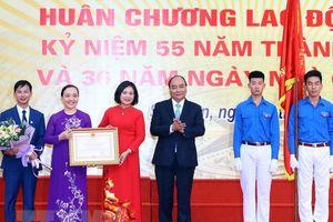 Thủ tướng Nguyễn Xuân Phúc: Mỗi nhà giáo phải là tấm gương sáng về nhân cách, đạo đức, lối sống