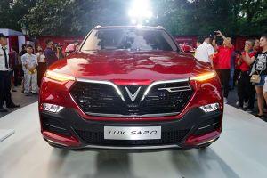 VinFast công bố giá bán ưu đãi xe SUV SA2.0 mức 1,136 tỷ đồng