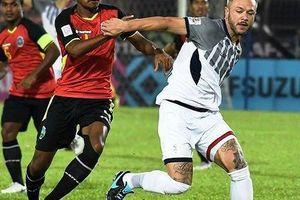 Cầu thủ Philippines phê phán cách tổ chức thi đấu vòng bảng AFF Cup 2018