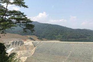 Thủy điện Sông Bung 2 tích nước trở lại sau khi đã khắc phục sự cố