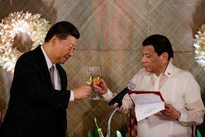 Philippines, TQ ký ghi nhớ hợp tác phát triển dầu khí ở Biển Đông