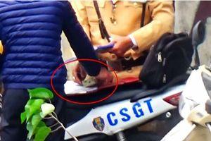 Công an Hà Nội xử lý hàng loạt CSGT vì 'làm luật' với người vi phạm
