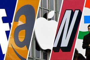 Facebook, Apple, Amazon mất 728 tỷ USD vốn hóa, hơn cả GDP Arab Saudi