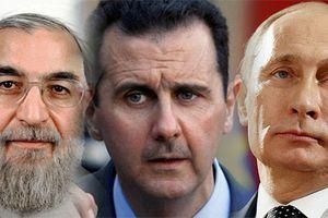 Mạng lưới dầu thô Syria - Nga - Iran bị Mỹ 'sờ gáy'
