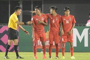 Cầu thủ Myanmar coi trận hòa với Việt Nam là một 'chiến công'