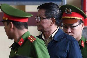 Cựu tướng Phan Văn Vĩnh bị đề nghị tuyên phạt mức 7 năm 6 tháng tù