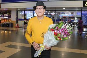 Danh ca Tuấn Vũ trở lại Hà Nội sau nhiều năm vắng bóng