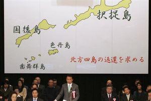 Nga mượn Nhật phá thế bao vây của Mỹ và phương Tây