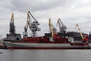 Nga bán tàu hộ vệ tên lửa cho Ấn Độ