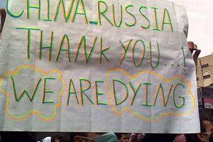 Nga-Mỹ-Trung Quốc bắt đầu đổi vai trên bàn cờ Syria hậu chiến