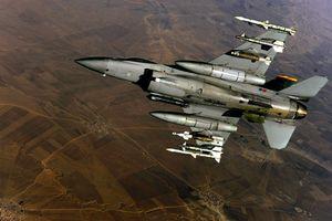 Tiêm kích F-16IQ Iraq lập đại công