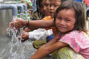 Nguy cơ mắc các bệnh liên quan tới nước và vệ sinh