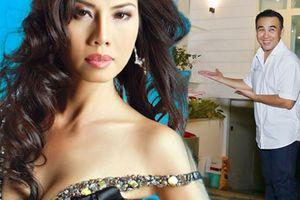 Nữ ca sỹ sexy làm điều bất ngờ ở biệt thự triệu đô của MC Quyền Linh