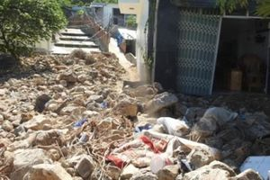 Nha Trang: Hiểm nguy rình rập từ các dự án biệt thự đồi