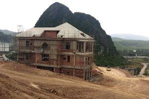 Công ty bạt núi xây biệt thự: Sai thì chịu, sao đổ lỗi địa phương?