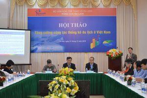 Tăng cường công tác thống kê du lịch ở Việt Nam