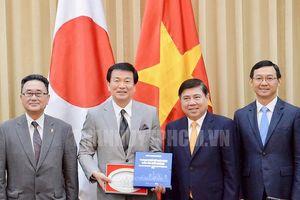 Tỉnh Chiba mở rộng hợp tác với TPHCM