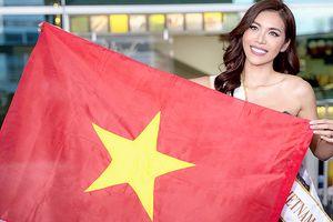 Nhan sắc Việt rộn ràng trên sàn đấu quốc tế