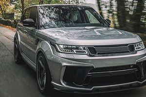 SUV hạng sang Range Rover Sport SVR 2019 độ 'cực ngầu'