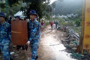 Nhiều trường học Nha Trang hư hại do mưa lũ