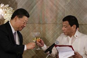 Trung Quốc - Philippines: Nhất trí nâng cấp quan hệ song phương