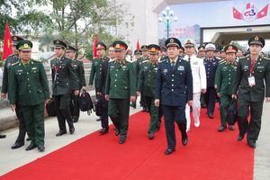 Kết thúc tốt đẹp chương trình 'Giao lưu hữu nghị Quốc phòng biên giới Việt Nam - Trung Quốc' lần thứ 5