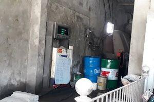 Doanh nghiệp xin tự phá dỡ 'bom dầu' trái phép
