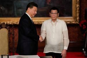 Nghị sĩ đối lập Philippines đòi làm rõ thỏa thuận với Trung Quốc ở Biển Đông