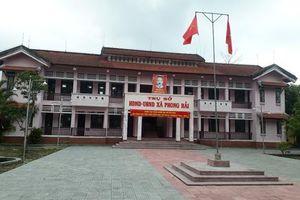 Nhiều sai phạm thuộc về trách nhiệm của cựu Chủ tịch xã Phong Hải Nguyễn Viết Từ