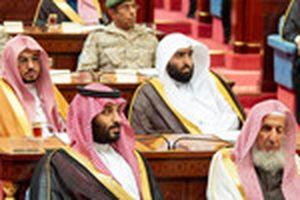 Tổng thống Trump: 'Mỹ đứng về phía Ả Rập Xê Út'