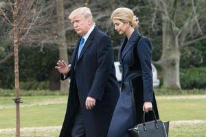 Ông Trump thừa nhận con gái Ivanka dùng email cá nhân trong công vụ