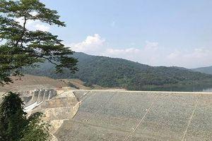 Năm hạn đặc biệt, thủy điện Sông Bung 2 không thể tích nước dù đủ điều kiện