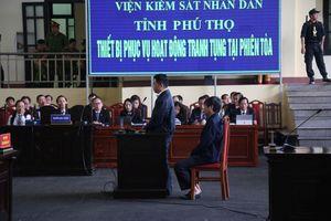 Nguyễn Văn Dương: 'Lời khai của bị cáo Hóa xúc phạm danh dự tôi'