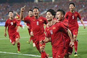 Báo châu Á: Tuyển Việt Nam đủ sức cạnh tranh với Thái Lan