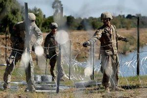 Lầu Năm Góc công bố chi phí 'khủng' dành cho lực lượng biên phòng