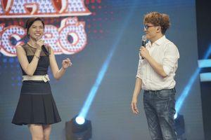 Hari Won bị Đại Nghĩa đổi tên thành Hari Đen trong tập 9 '100 Giậy Rực Rỡ'