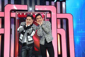 Thanh Duy và Minh Xù cùng nhau làm MC gameshow 'Bộ Ba Siêu Đẳng'